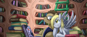 library sence