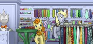 Canterlot shopping