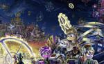 Celestial Crevasse by saturnspace