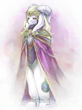 King Asriel