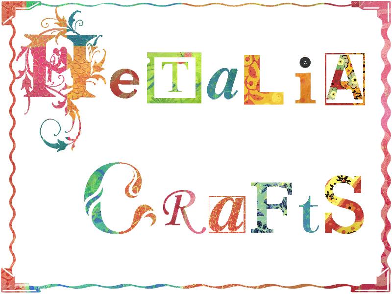 Hetalia Crafts by sakumi-sensei
