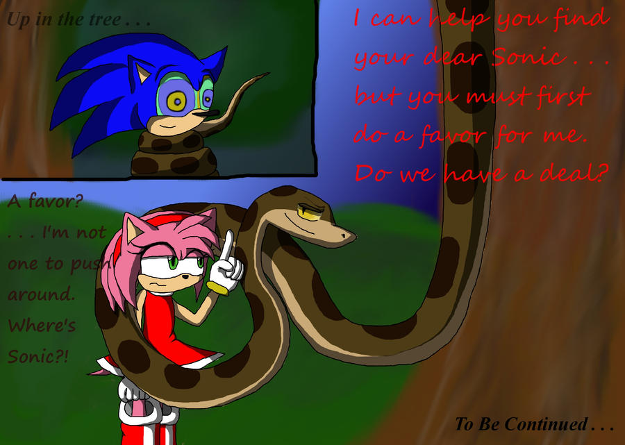 Kaa And Sonic Hedgehog Related Keywords & Suggestions - Kaa