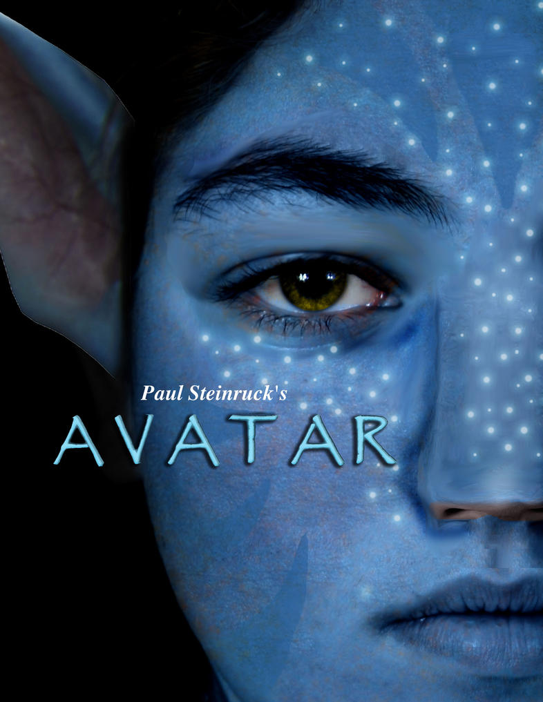 Avatar movie poster project by scarheartpics on deviantart - Avatar poster ...