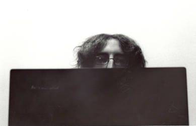 Photography - Portrait Series: Computer