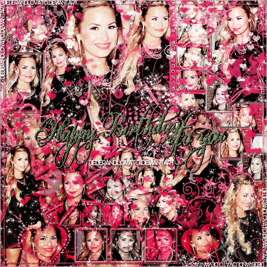 +Happy Birthday by Bieberandlovato