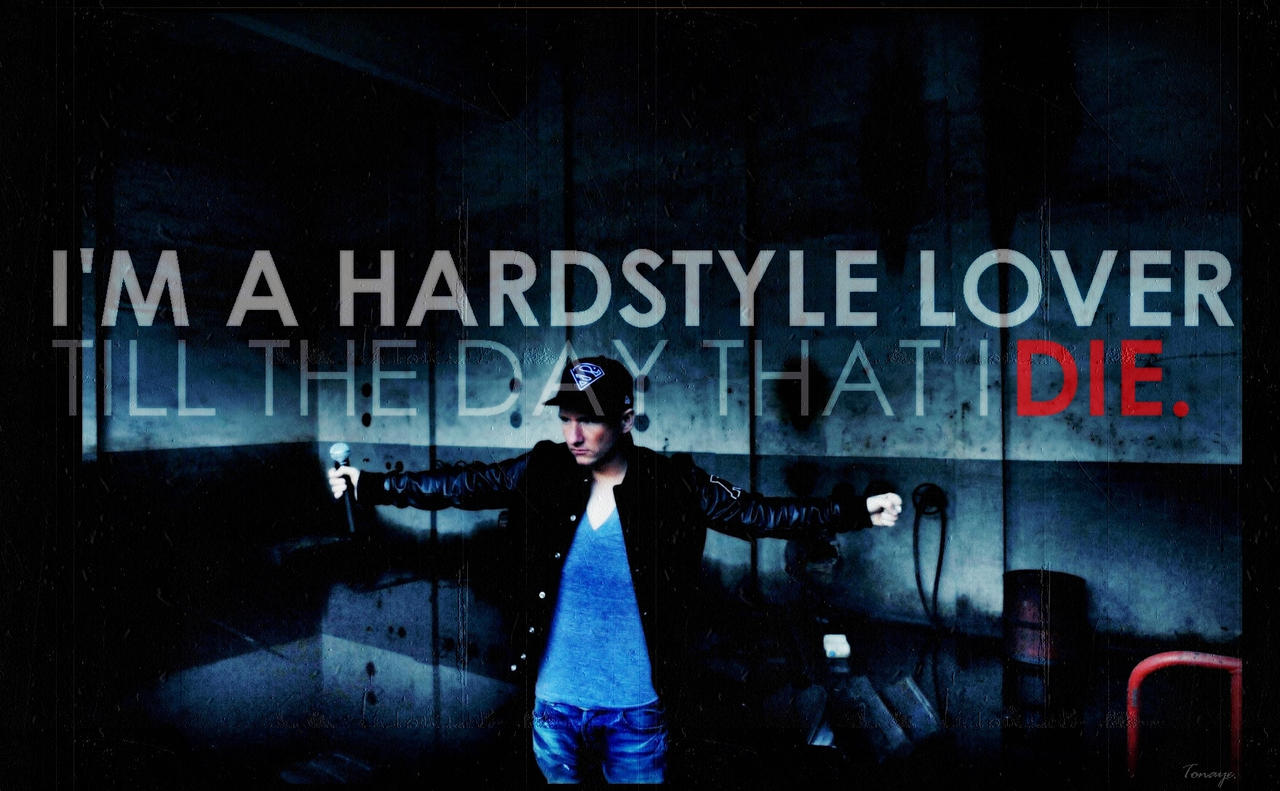 Part Of The Hard - DBSTF ft. MC Villain by Tonaye-Hardstyle