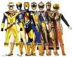 Super Sentai All Gold