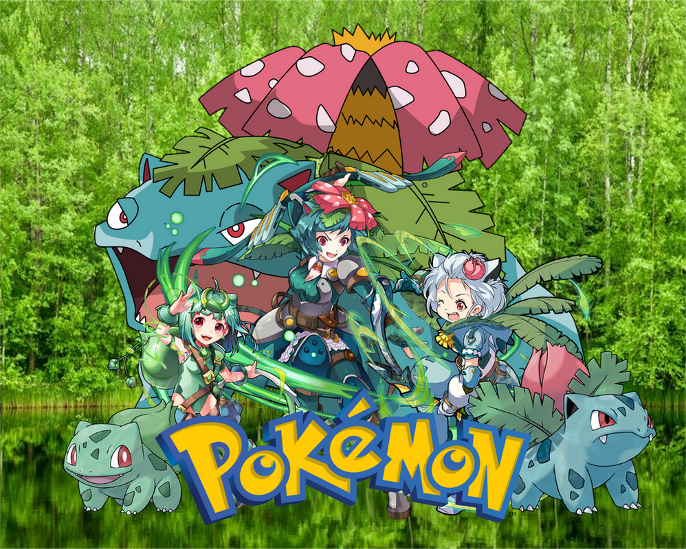 bulbasaur evolution wallpaper images - photo #28