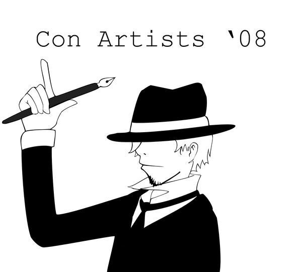 ConArtists08 Logo