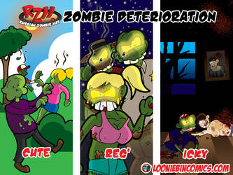 RZH: 'Zombie Deterioration' by Dylanio21