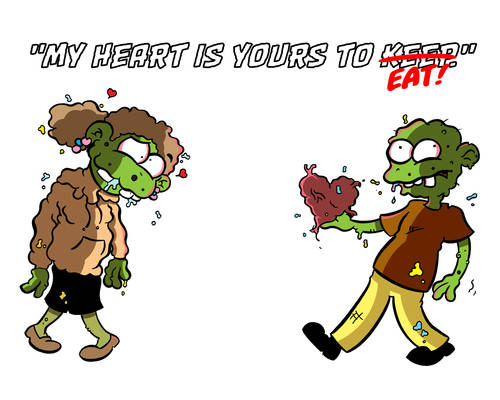 New Zombie Art!