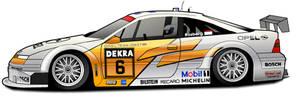 DTM Calibra - Keke Rosberg