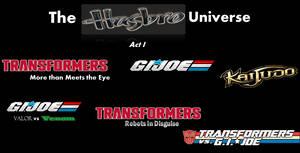 Hasbro Universe - Act I