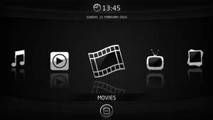 Ellipsis GUI for XBMC by Blackbolt