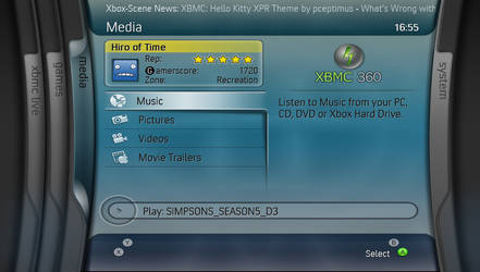 MC360 - XBMC Skin by Blackbolt