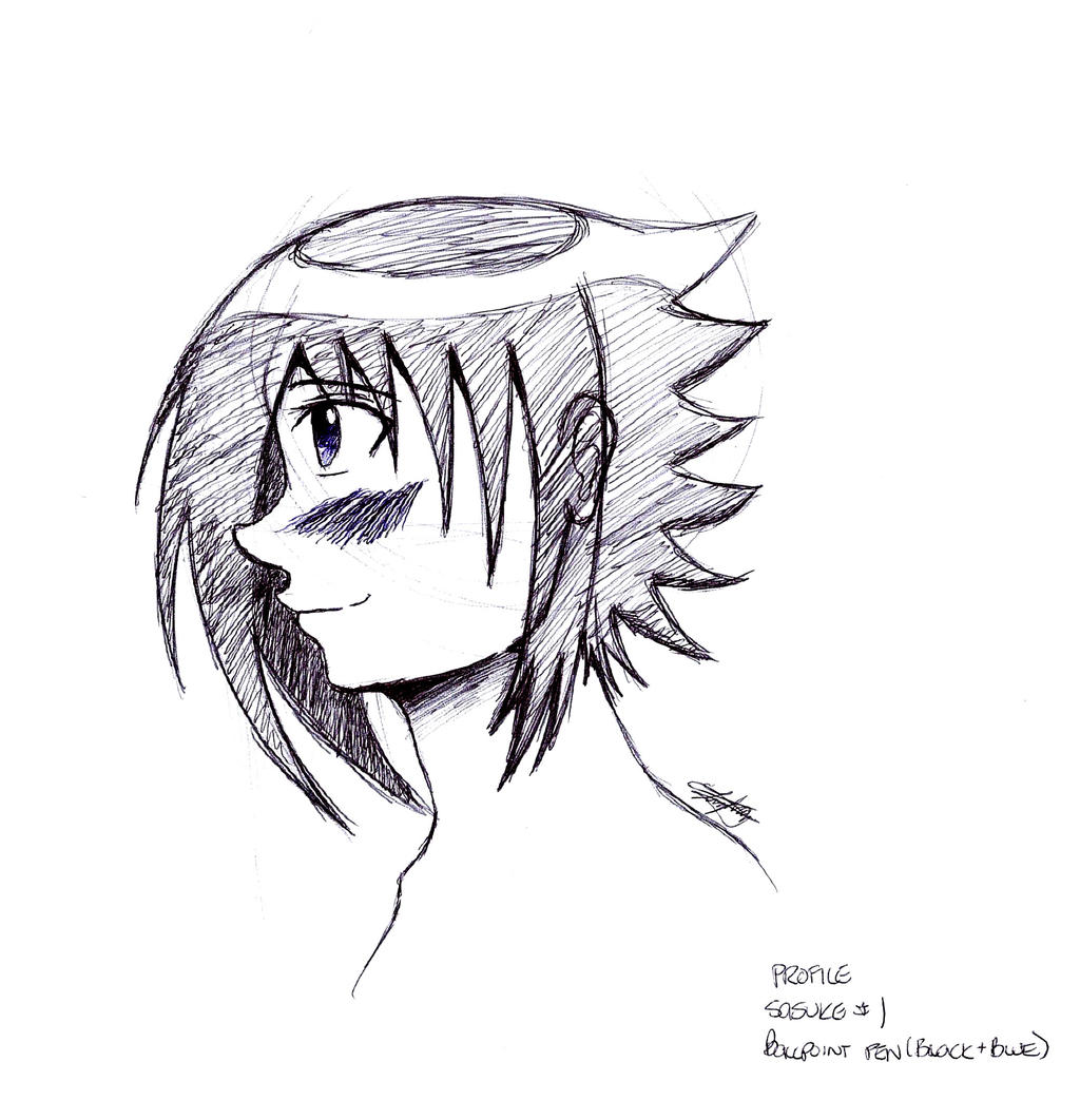 Profile Sasuke by MegaAnimeFreak7