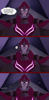 The Actual Reason Zarkon is After Voltron by MegaAnimeFreak7
