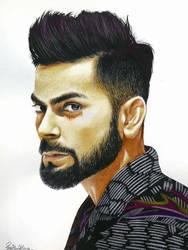 Virar Kohli by PrithviArts