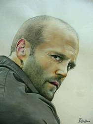 Jason Statham by PrithviArts