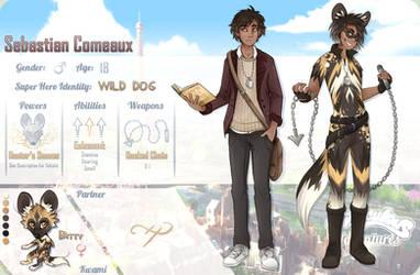 [MA]: Sebastian Comeaux