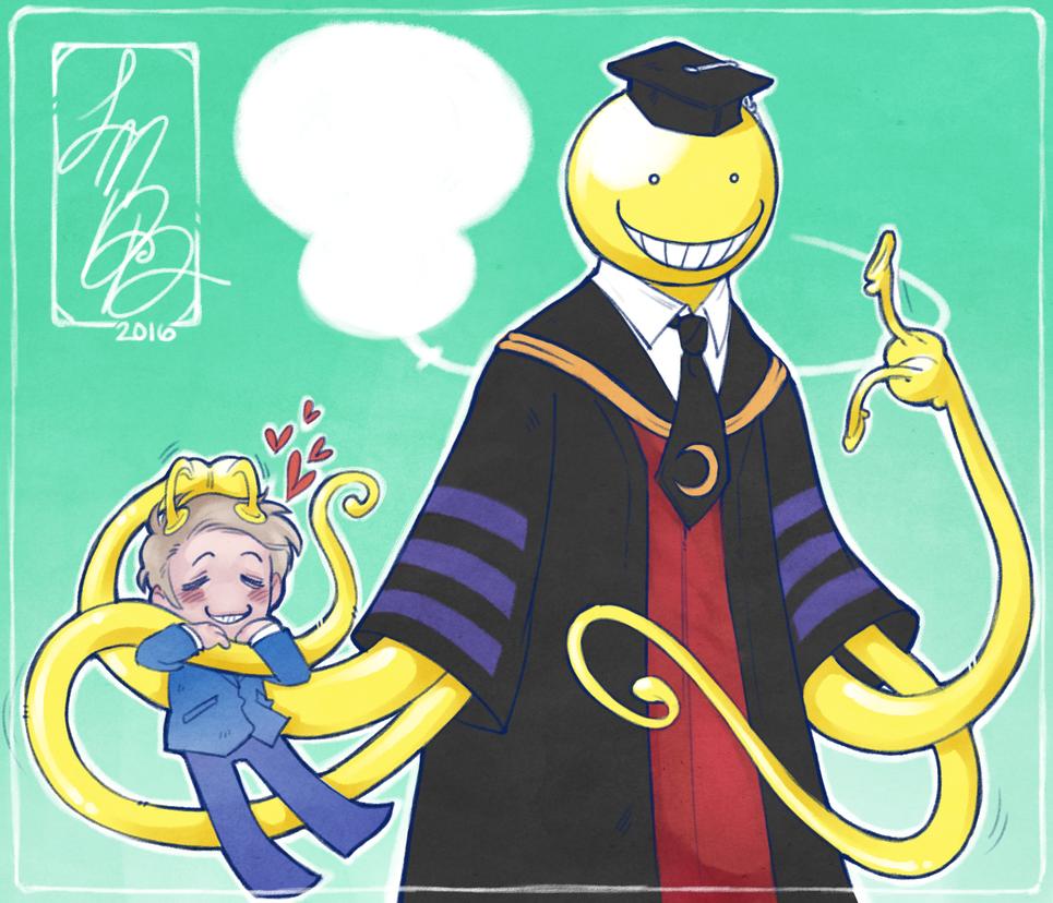New Student by Funkeys5
