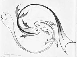 yin, yang by Alimari