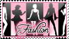 Fashion Stamp by Kumidaiko