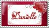 Danielle Stamp by Kumidaiko