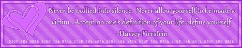 Stop The Hate by Kumidaiko
