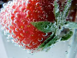 strawberry by stephaniereiffers