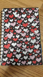 Hearts Pattern  by MLPAristiscCSketch