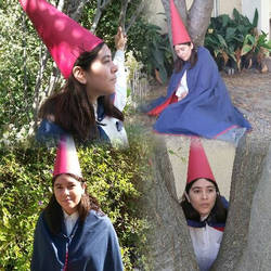 Wirt  Cosplay  by MLPAristiscCSketch