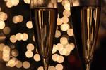 Champagne Bokeh