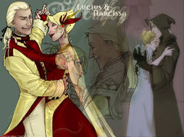 Lucius and Cissy by Tanachvil