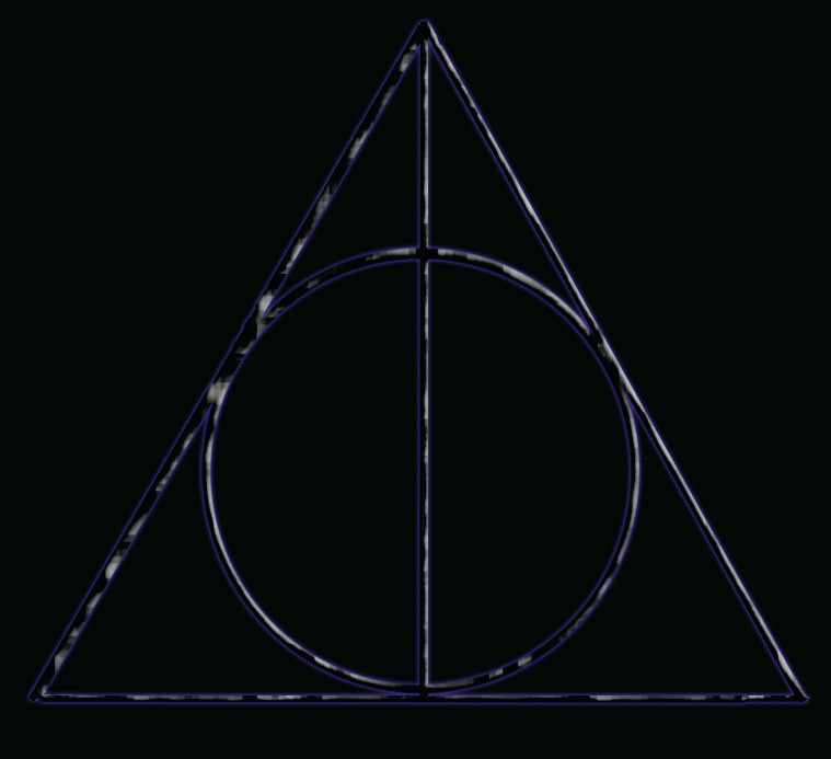 Deathly Hallows symbol by Tanachvil on DeviantArt
