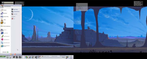 Desktop screenshot by Tadbot