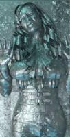 Woman in Carbonite 4