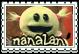 Nanalan' stamp by Chantal-Im