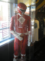 MMPR Red Ranger Suit