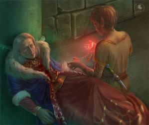 The death of Uriel Septim
