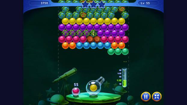 Bubble Academy Lvl 55 Blunder by mora-KBM