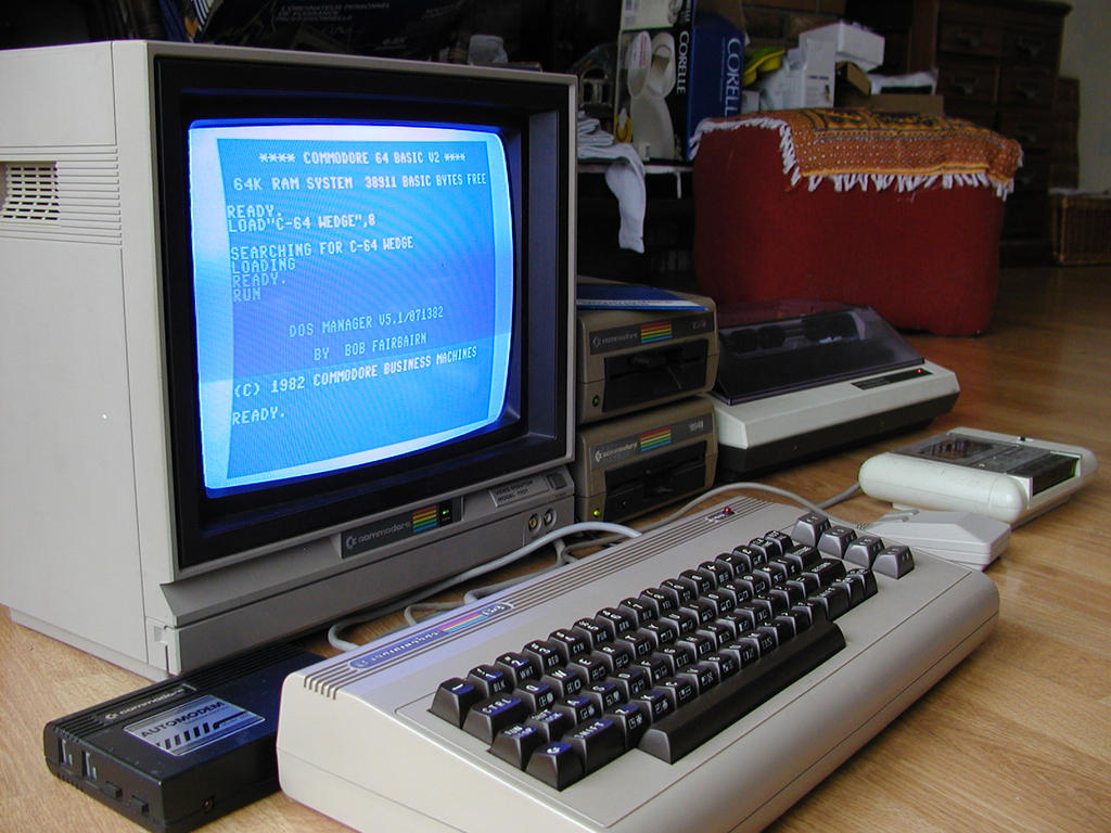 The ultimate 8bit system and OS? [Archive] - Vintage