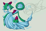 Gardevoir and co