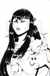 Yugiri by Feanaro07