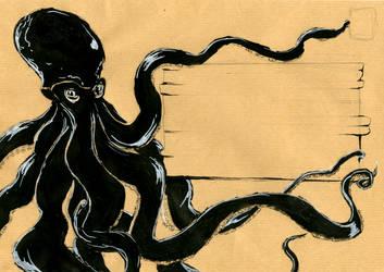 Octopus by Feanaro07