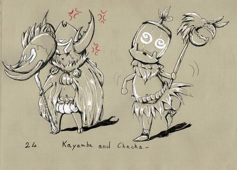 Kayamba and Chacha
