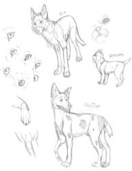 Chernobyl Curs Sketches