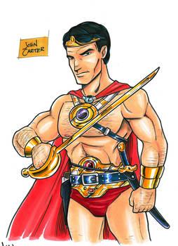 John Carter - Prince of Mars