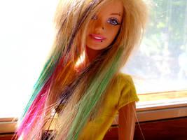 'Scene' barbie