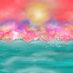 ocean by daughie